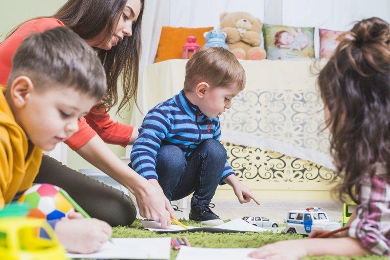 занятия с ребенком в игровой форме
