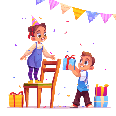 День рождения ребенка в домашних условиях