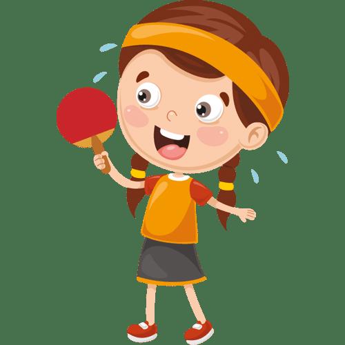 Индивидуально-игровой спорт для детей в $CITY_P